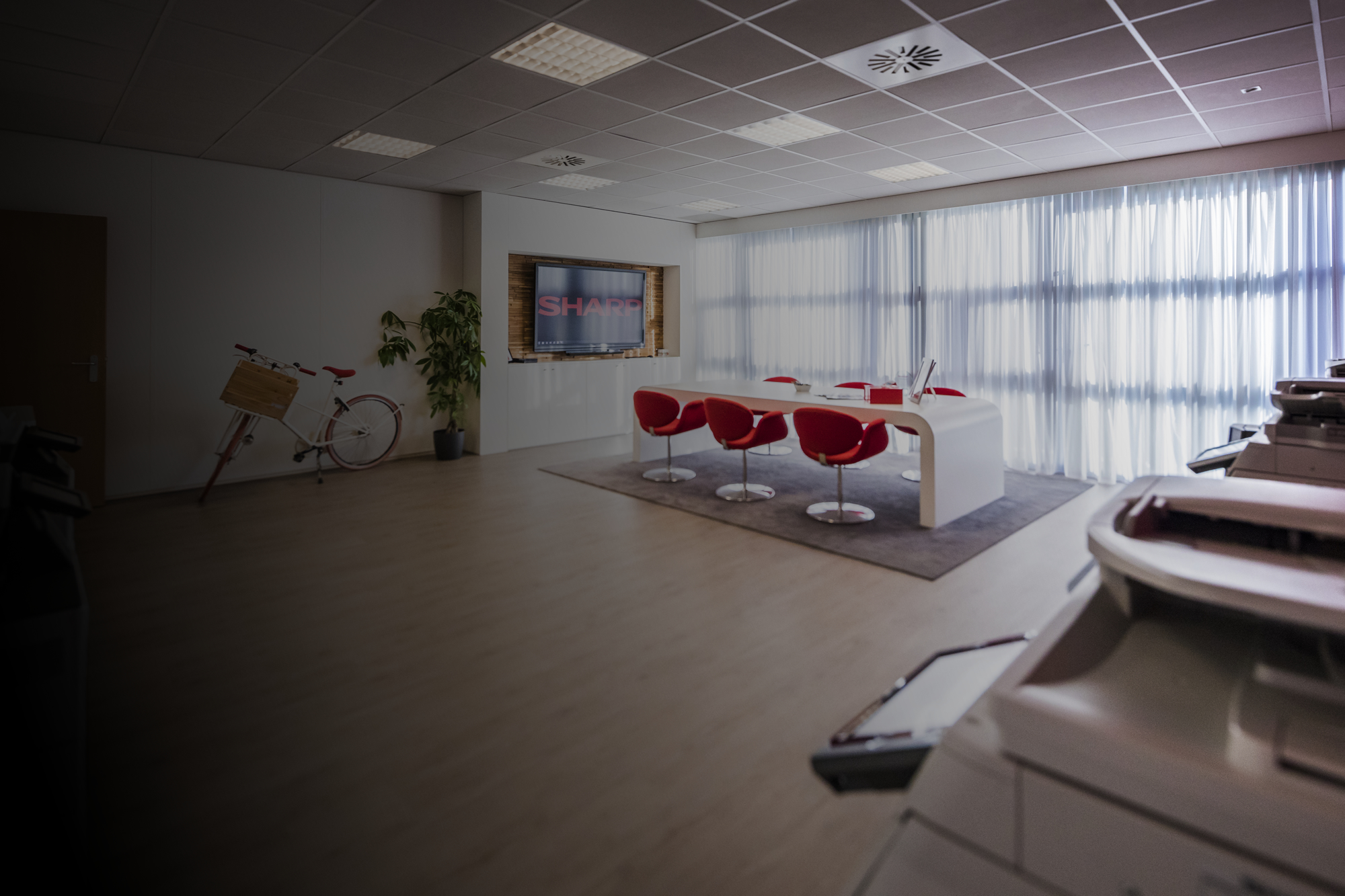 sharp business point flevoland - interieur
